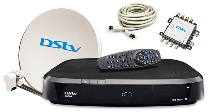 Dstv services done by the best for less!