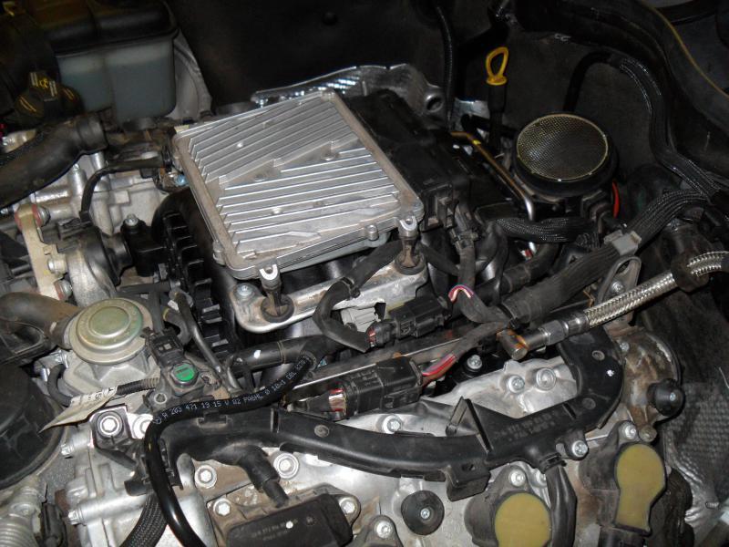 Mercedes Benz M272 Engine