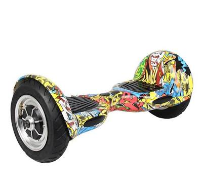 Hoverboard 10 ich with warranty