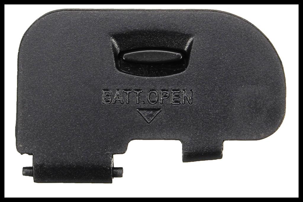 Canon EOS 60D - Battery Door
