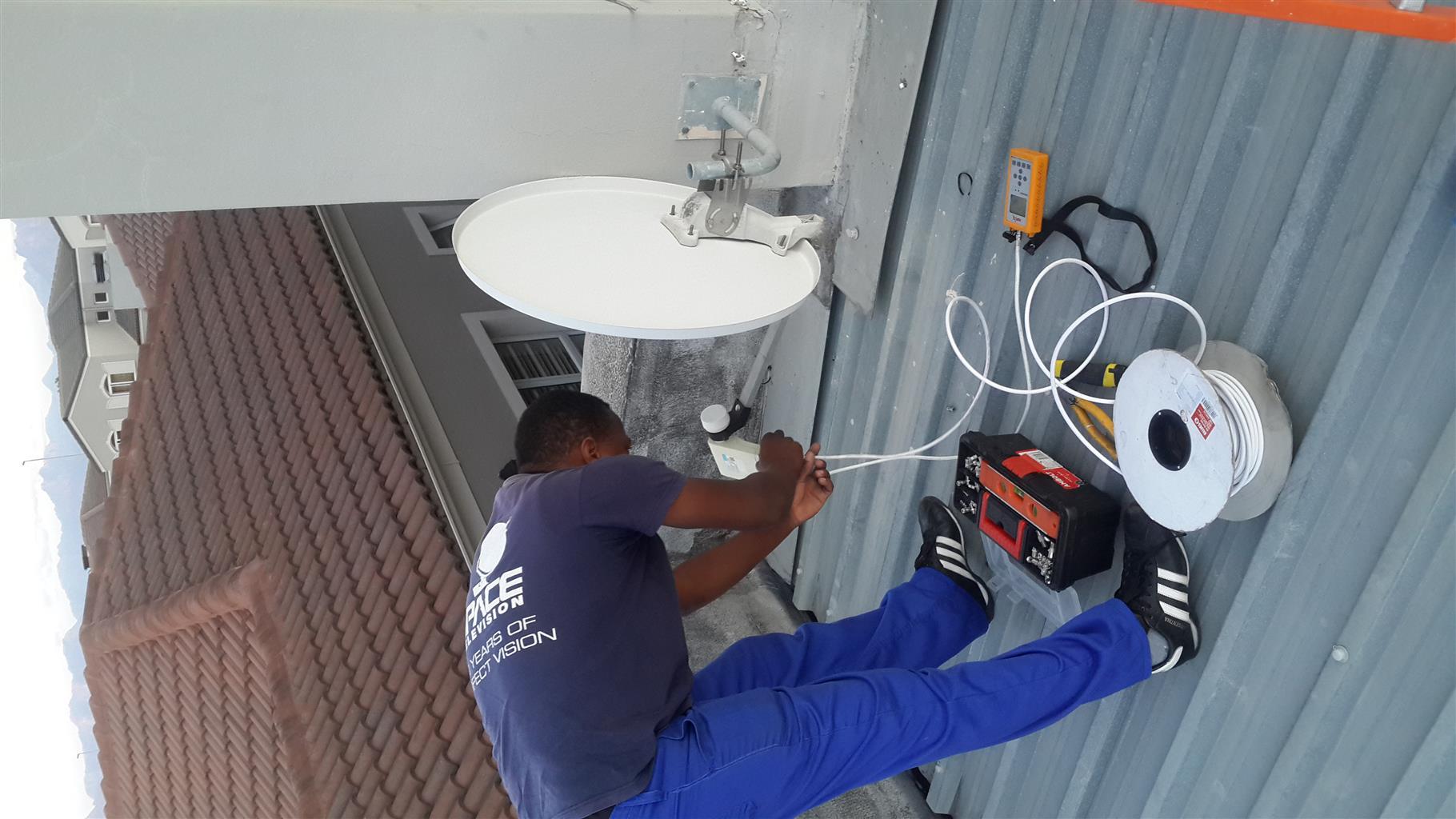 Dstv installation and repairs Strand 0814865779