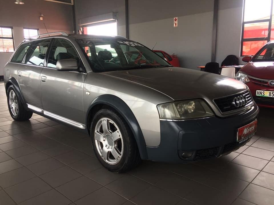 Audi A TDI Multitronic Junk Mail - 2001 audi a6