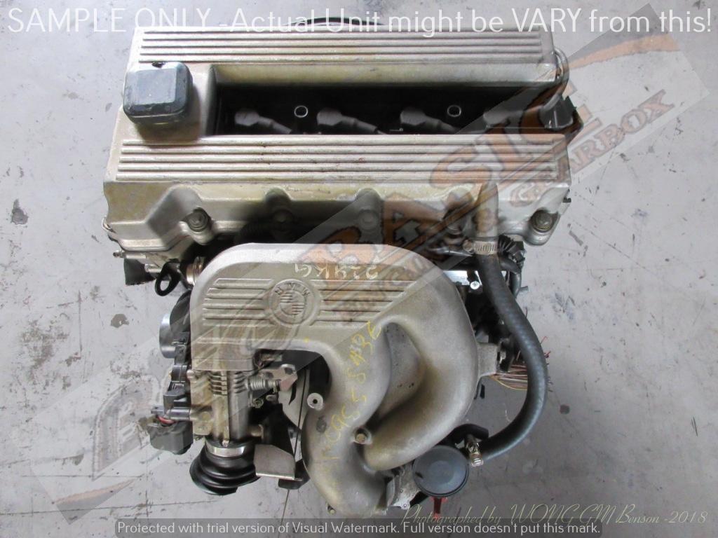 BMW 318iS  -194S1 1.9L EFI 16V Engine -E36 M44