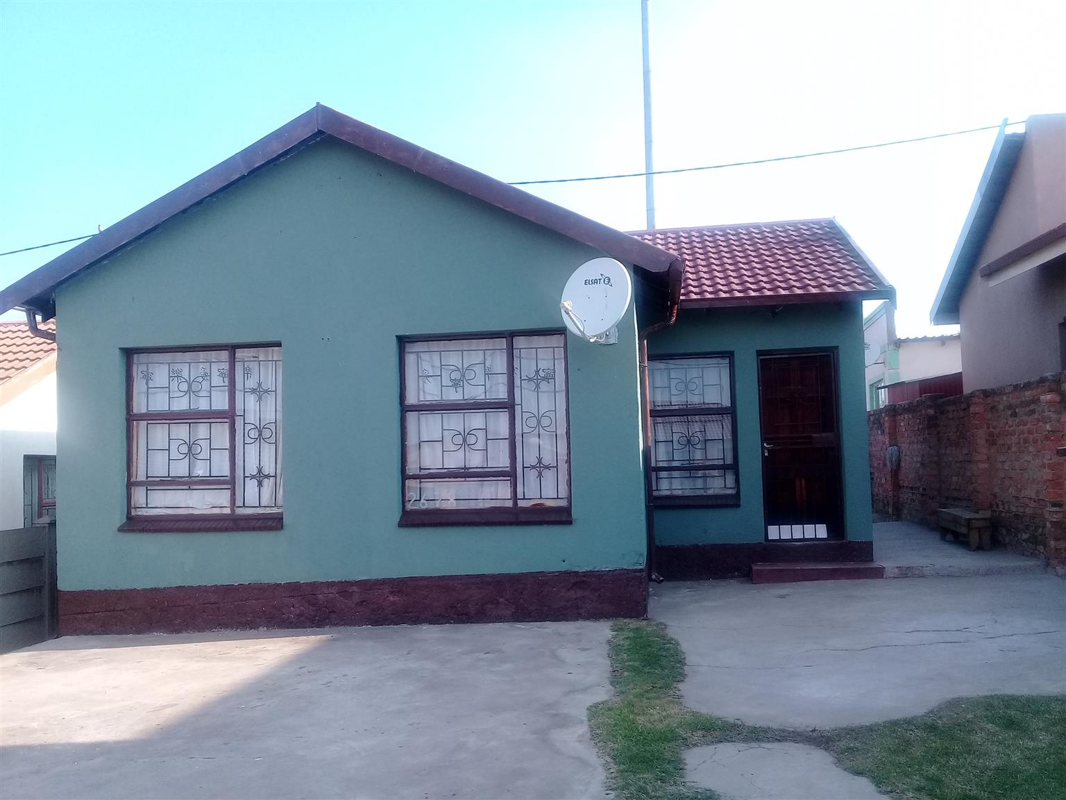 Nice Home at Kwa-Guqa ext 5 for sale