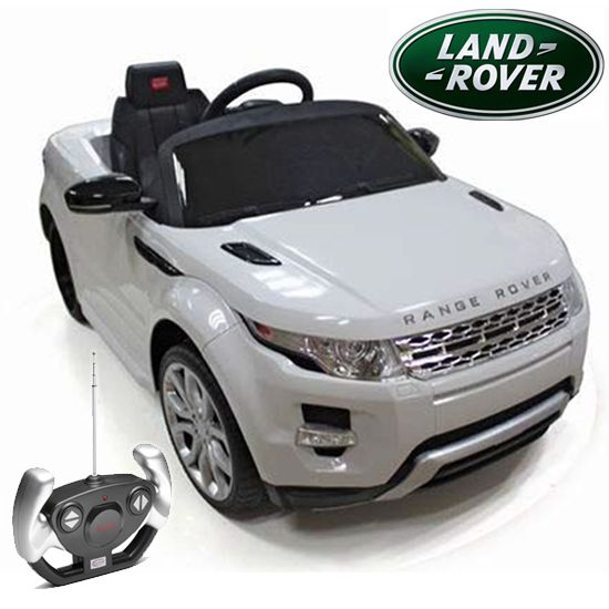 BUY RANGE ROVER KIDS CAR AS THEIR XMAS GIFT