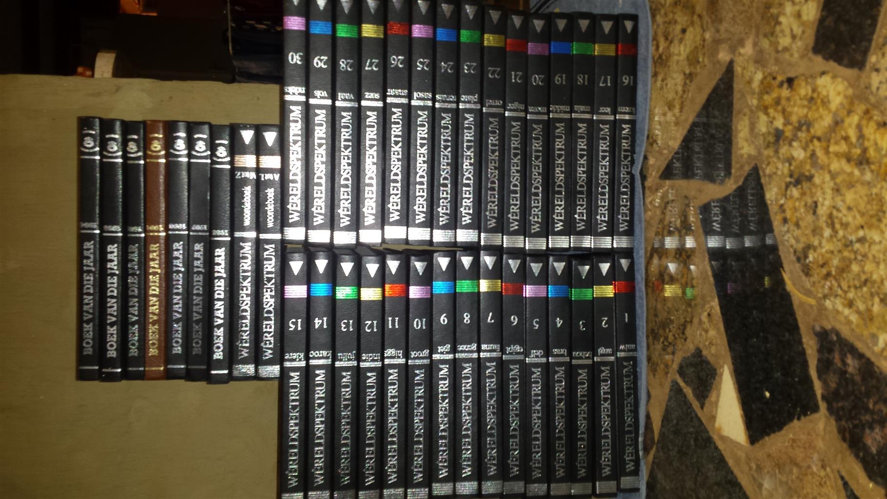 Wereld Spektrum Boeke Altesaam 39 Soos Nuud