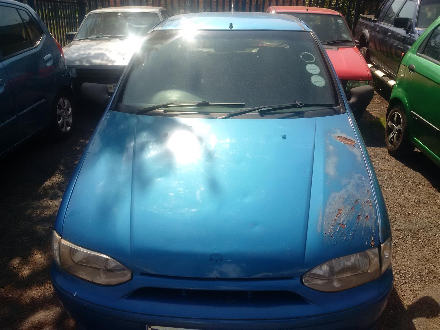 2004 Fiat Palio