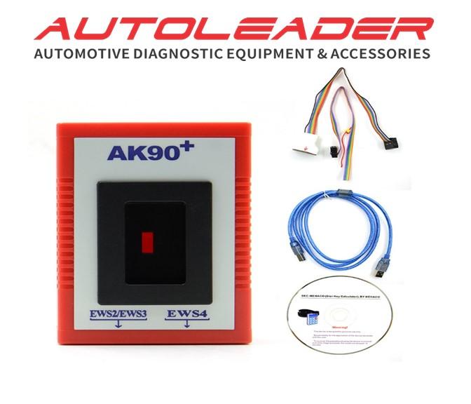 AK90 V3.19 Key Programing Tool AK90+ For BMW
