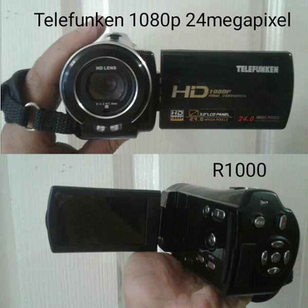 Telefunken video camera
