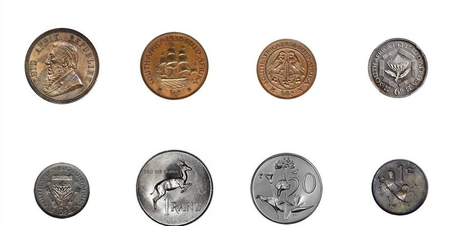 Image result for SA OLD COIN