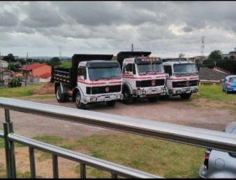 Durban rubble removal tipper hire