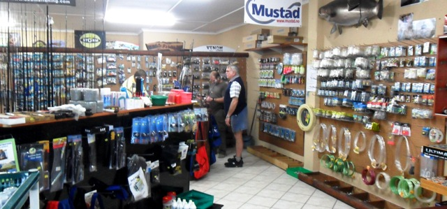 Fish & Tackle store (Boksburg)