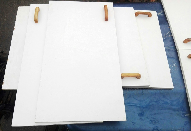 Cupboard Doors (White) - BEST BUY