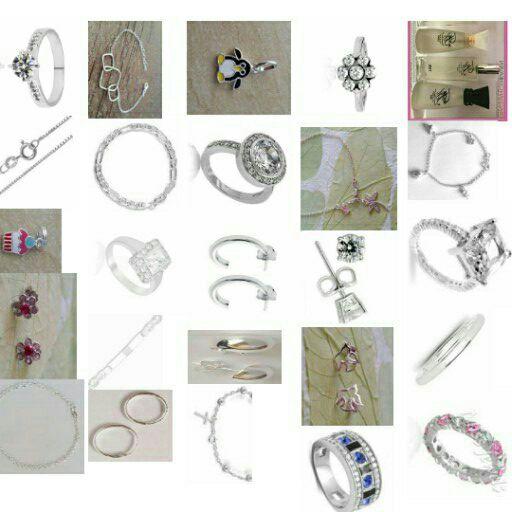 perfume & jewelry