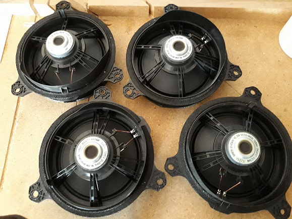 Hilux GD6 Speakers for sale