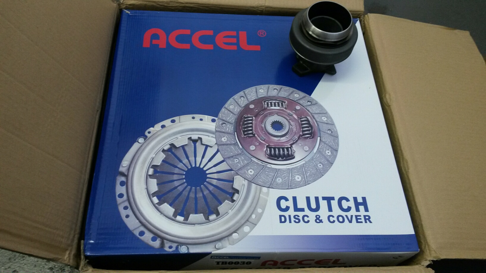 MITSUBISHI FV SERIES 26.310 TRUCK CLUTCH KIT