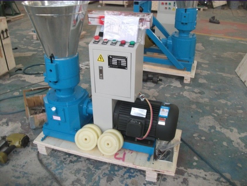 PELLET MILL 7.5kw 10HP ELECTRIC ENGINE