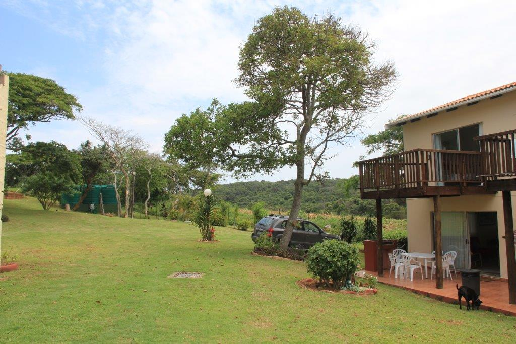 FOR SALE - Charming holiday unit located within the secure and well-run shareblock (to be converted to Sectional title on transfer) Mtwalumi Holiday Resort (Old South Coast), only 750m from the beach!