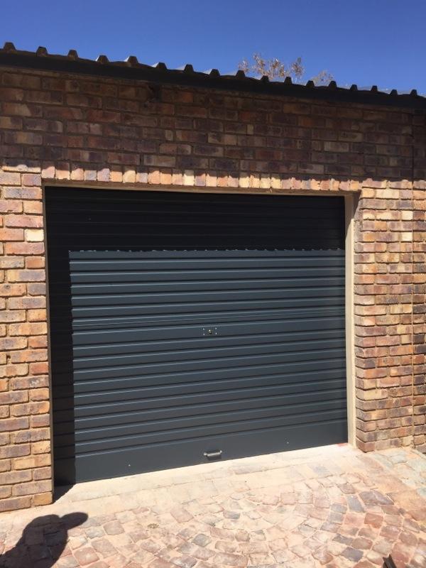 Steel Garage Roller Doors in Centurion