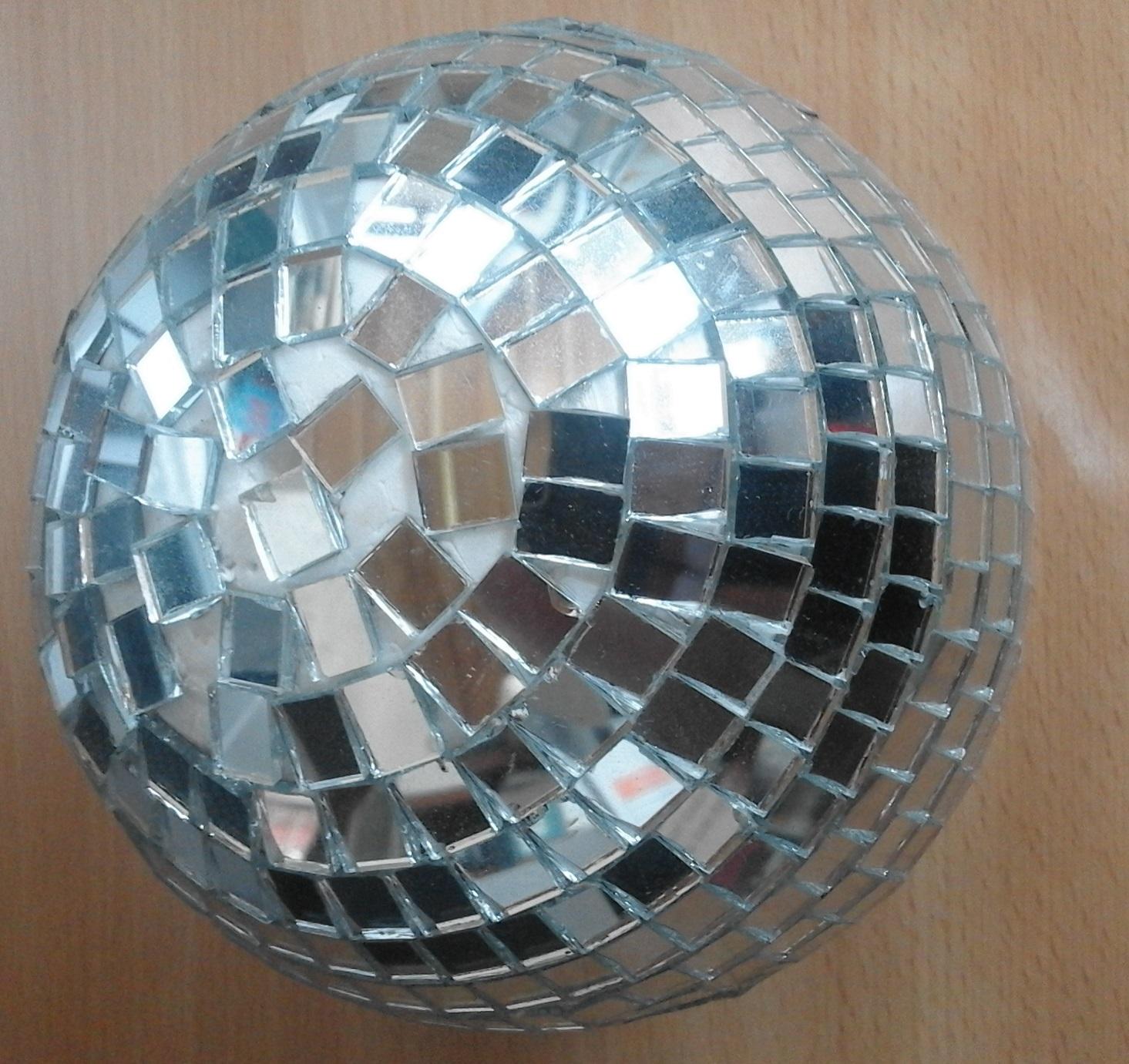 Disco Ball. Size Small