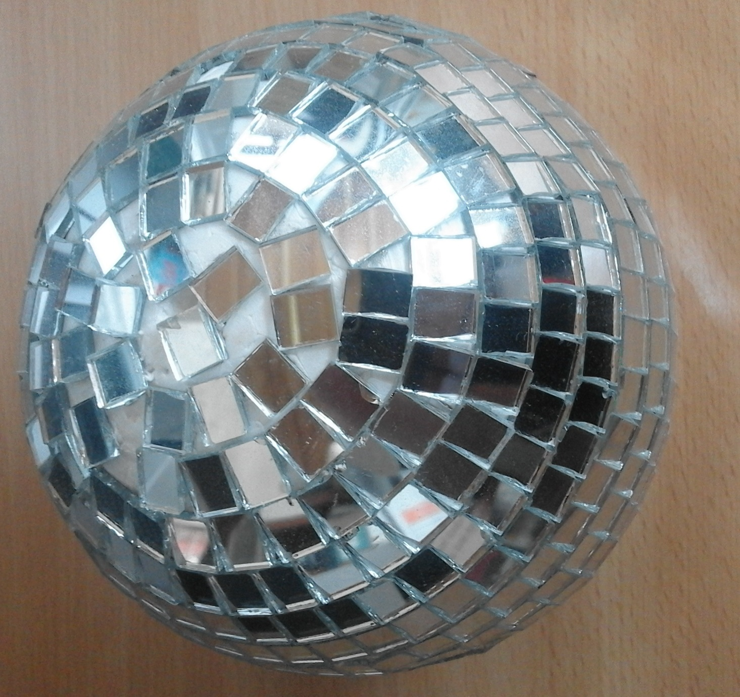 Disco Ball. Size Small