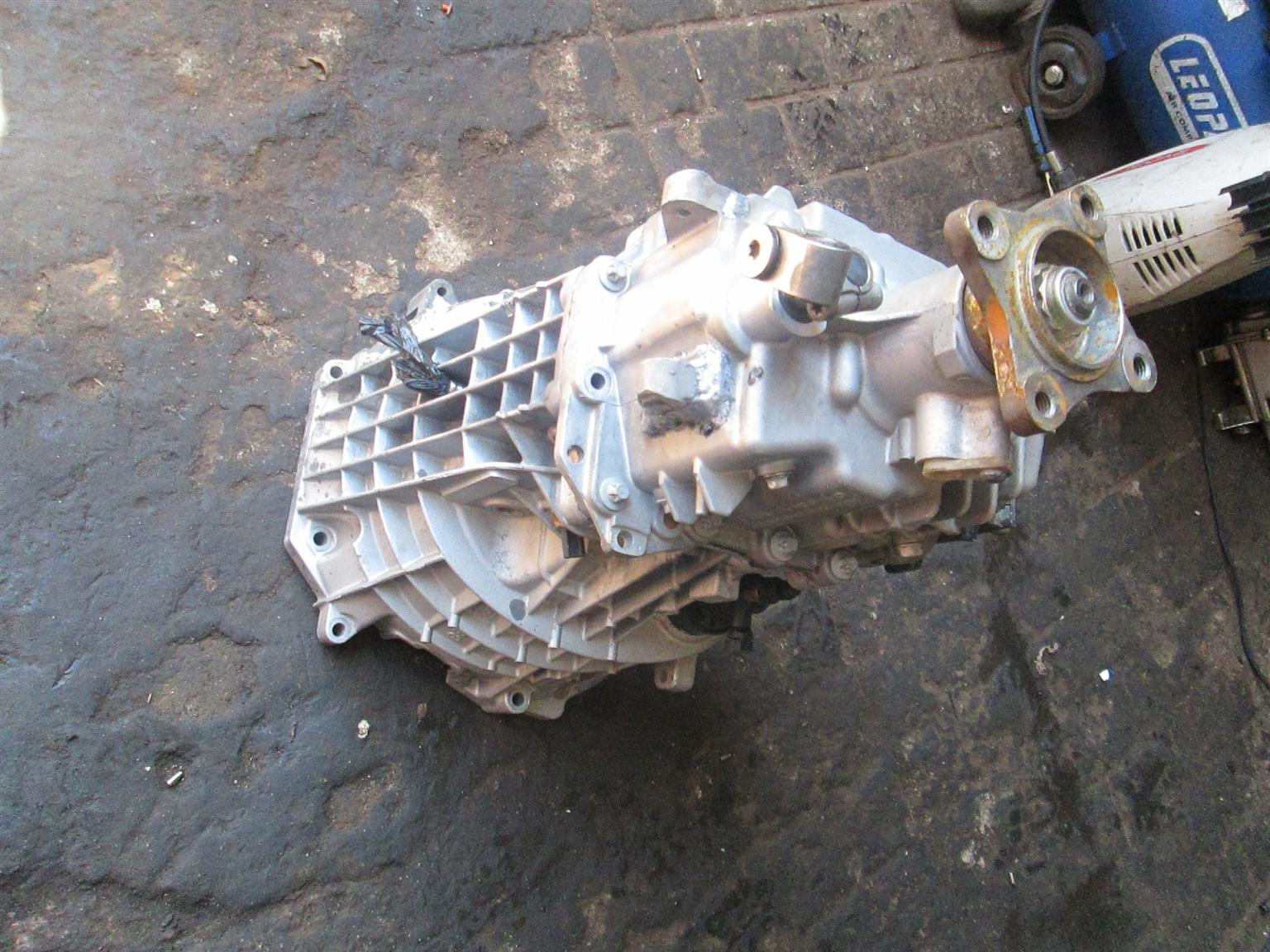 Mazda bt 50 gearbox for sale