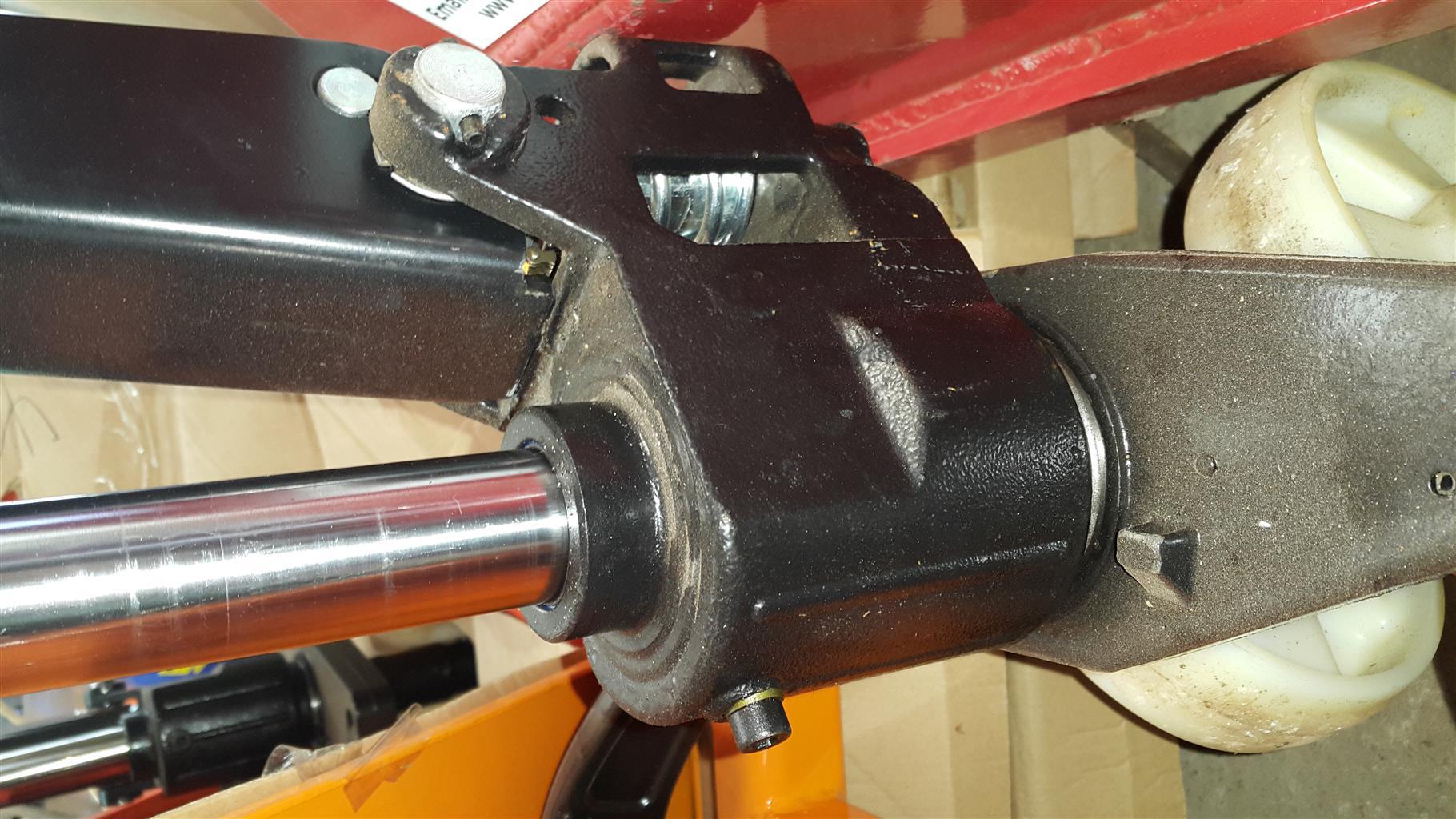 pallet jack replacement pumps