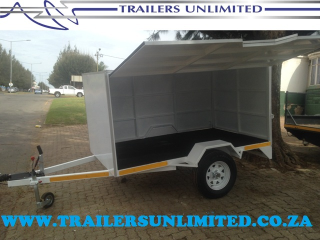 TRAILERS UNLIMITED ENCLOSED TRAILERS.