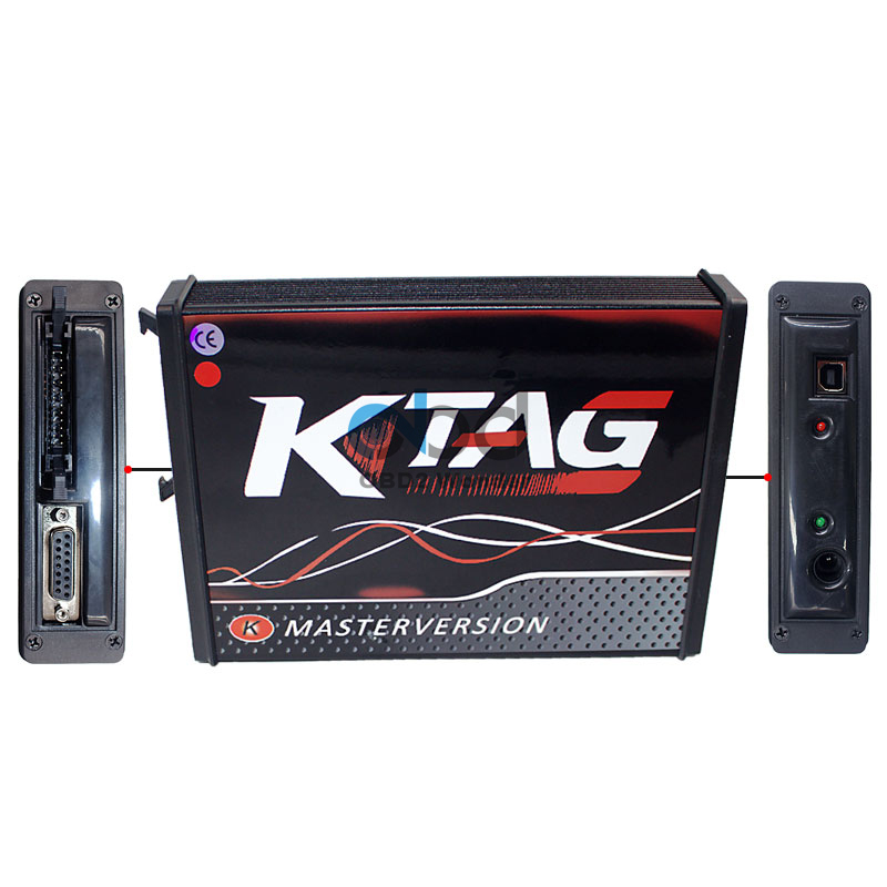 K-Tag Ktag 7.020 RED PCB EURO Online Version CHIP TUNING TOOL
