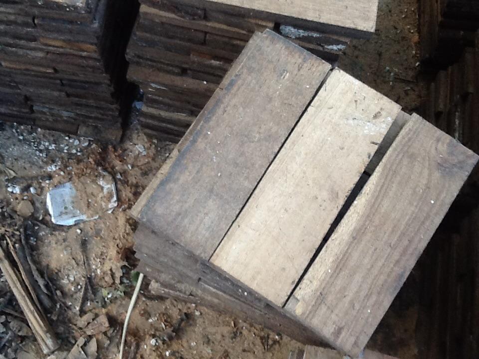 Wooden flloors