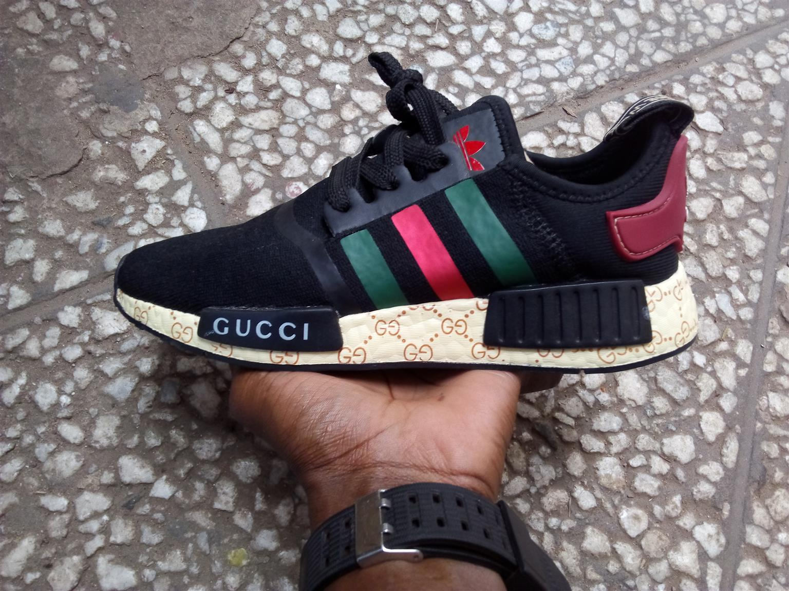 online store 8fba4 376cd Adidas NMD Gucci Sneakers | Junk Mail