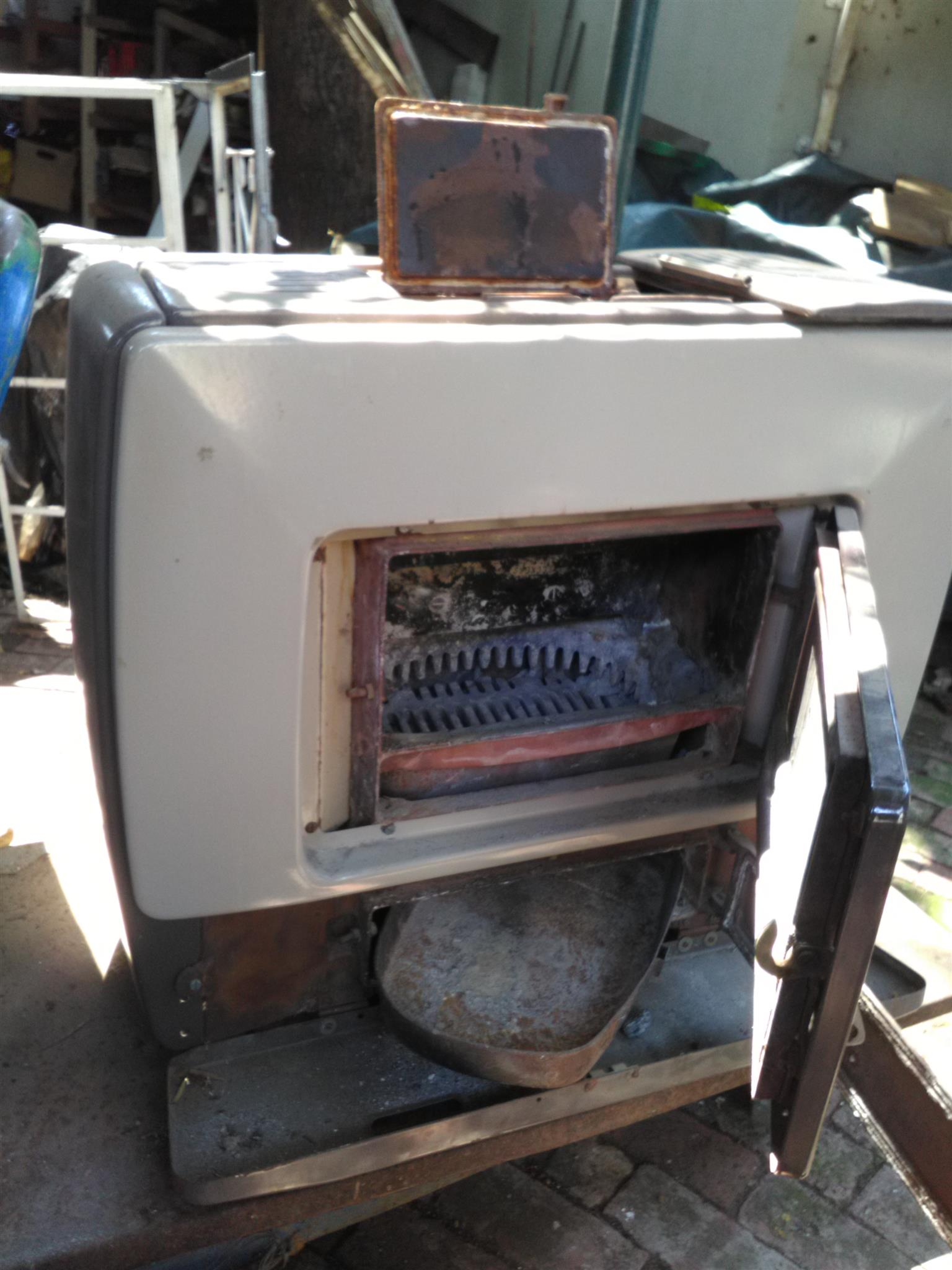 Becker stove