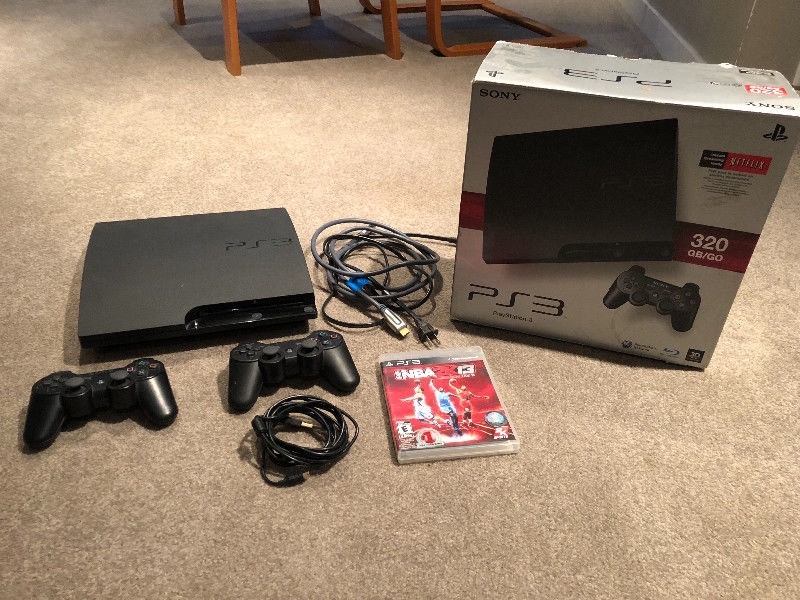 Sony ps3 320gb console still as brand new includes all cables 1 wireless sony dual shock 3 control other controler sold separately R400 and serious buyers no scammers the machine is still new. Games are sold from. R125 have over 40 titles available to choose from