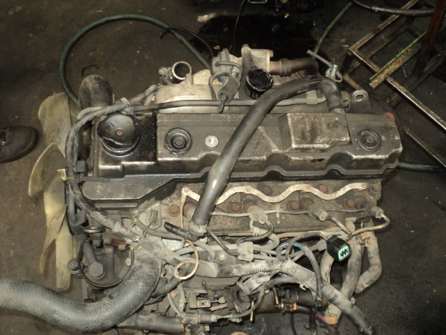 mitsubishi colt 2.8 turbo diesel engine (4m40) FOR SALE