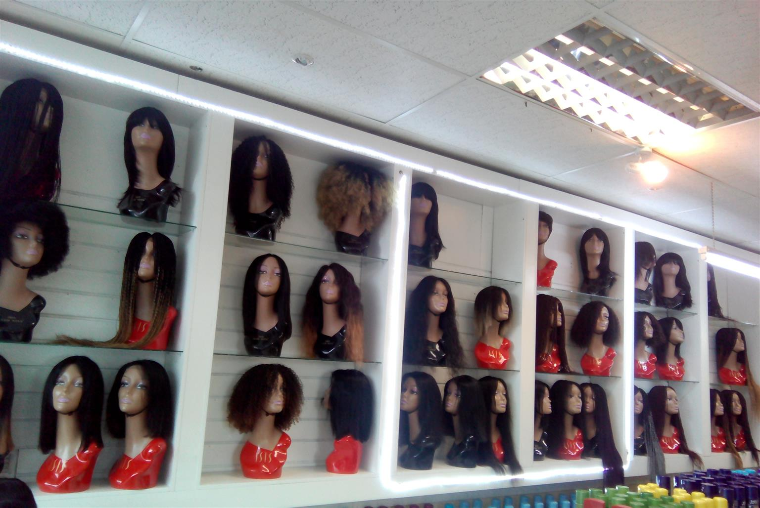 "HUMAN HAIR WIGS -BOB 10"" WIG :R899  AND MORE WIGS AND WEAVES IN SPECIAL AT 52 MAIN ROAD CLAREMONT OPPOSITE PICK N PAY  0739006325"