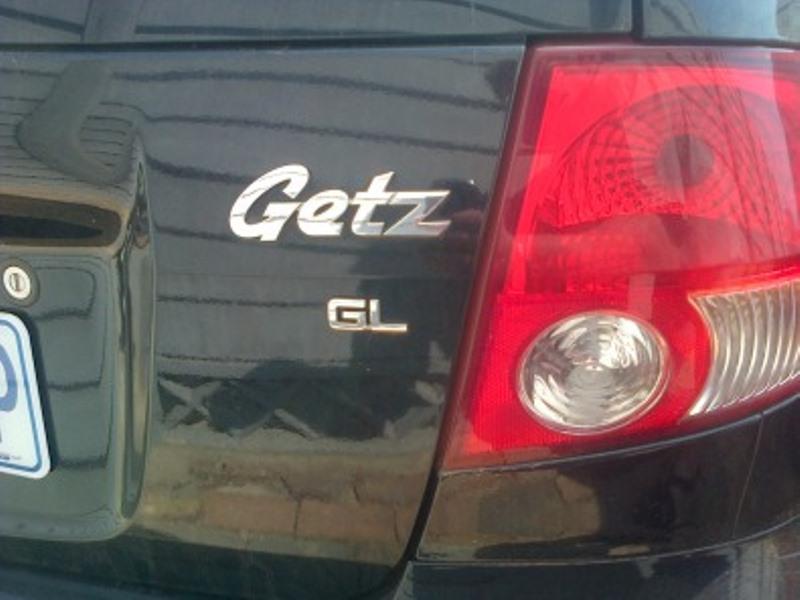 Getz 1.5 CRDI for stripping