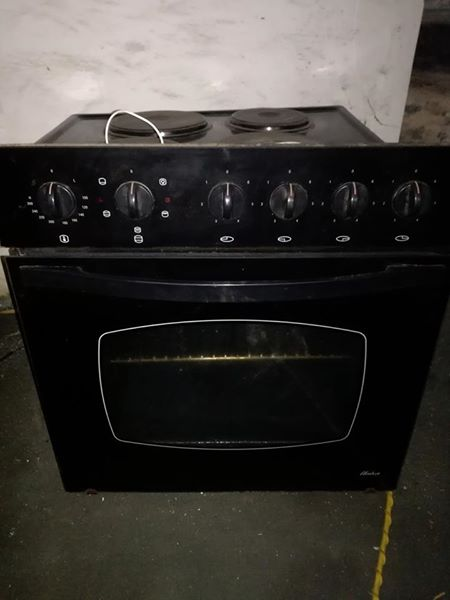 Unisa oven hub and extractor fan for sale