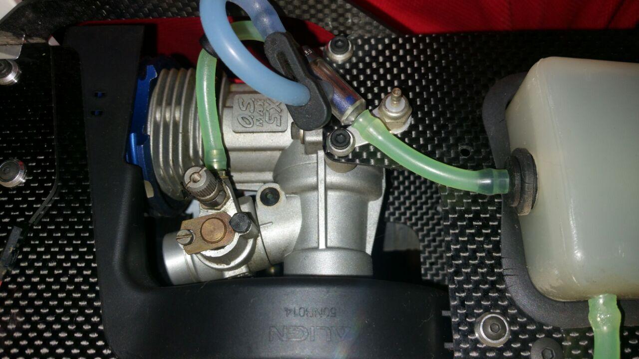 Trex 600 Nitro Pro