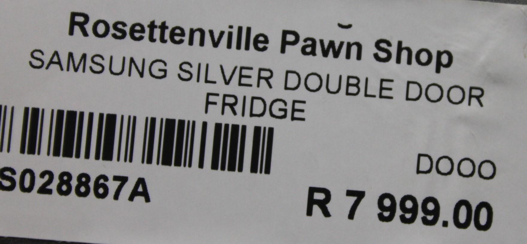 Samsung fridge S028867a #Rosettenvillepawnshop