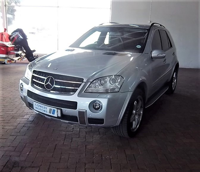 2008 Mercedes Benz ML 63 AMG