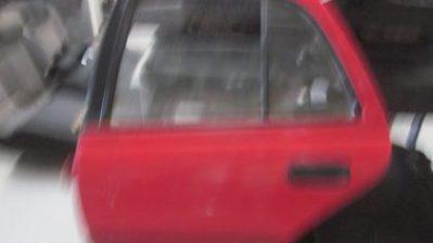 1997 Nissan sentra left rear door shell for sale