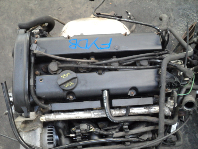 ford focus 1.6 16v engine (FYDB) R8950