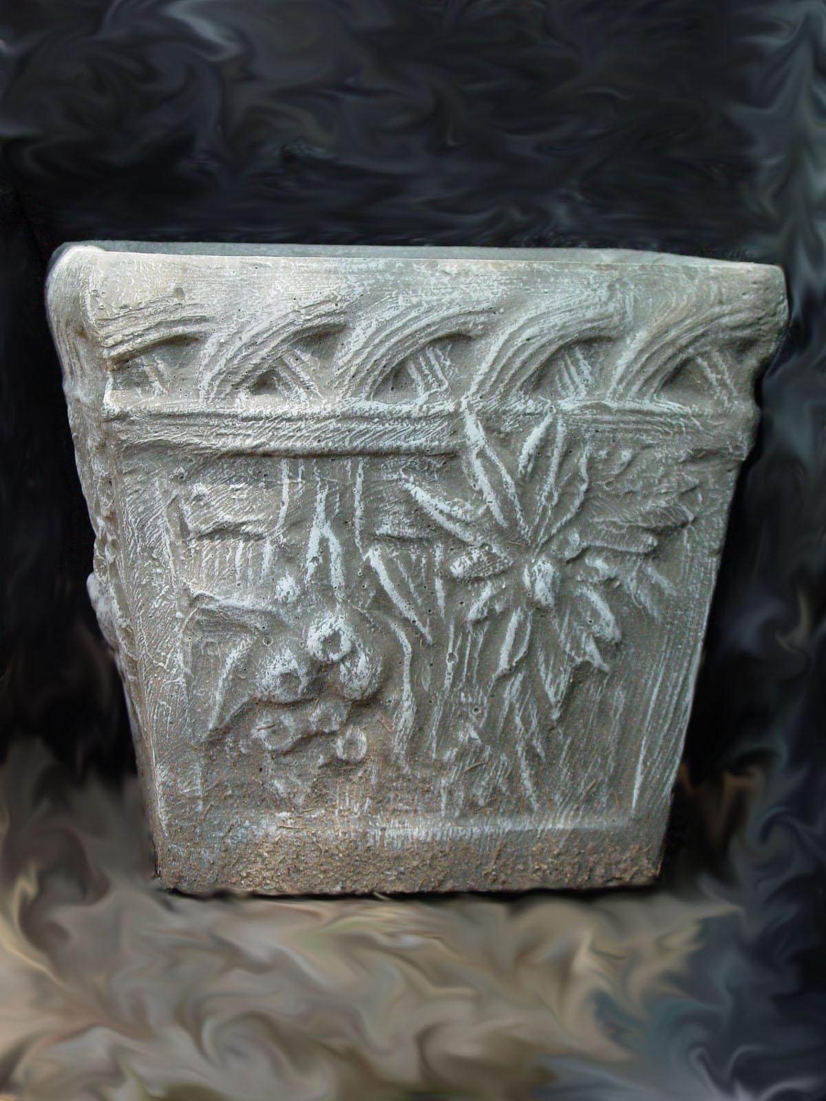 1PC018 Fruit Basket pots