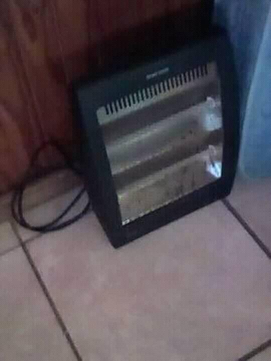 Mini heater Te koop
