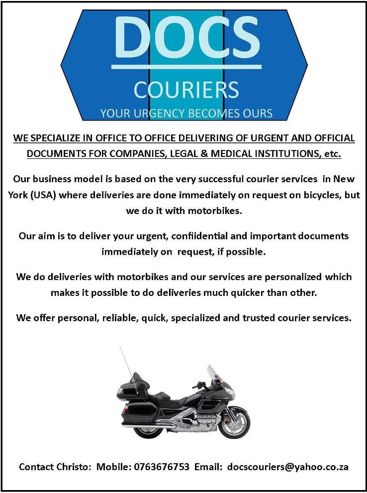 DOCS COURIERS