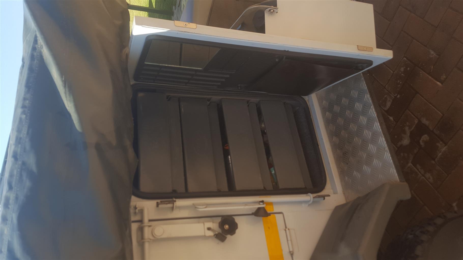 Echo 4 4x4 Trailer for sale