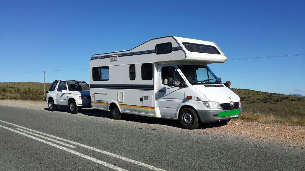 Campers and Motorhomes Motorhomes