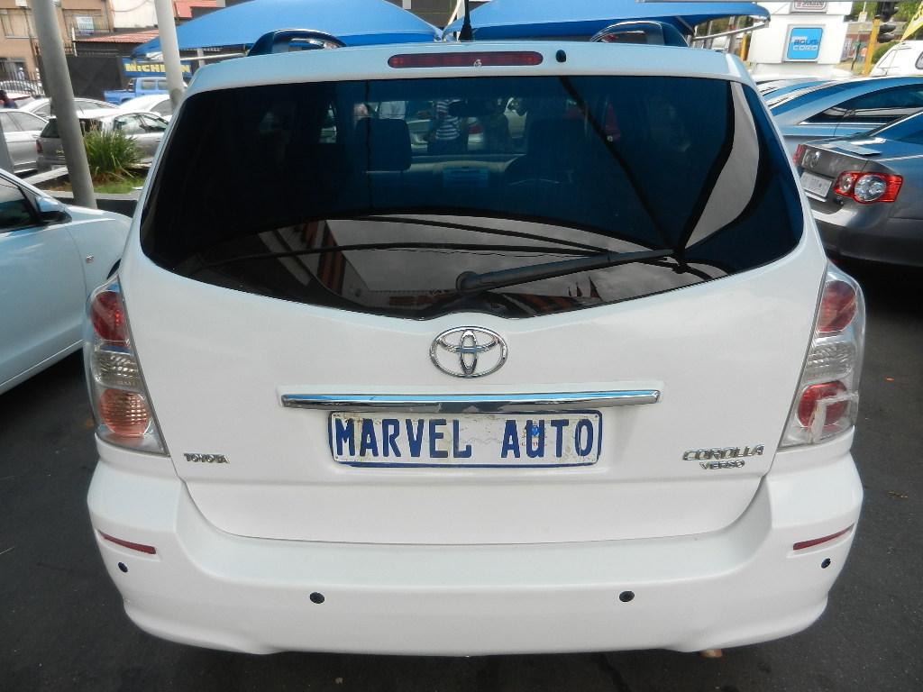 2009 Toyota Verso