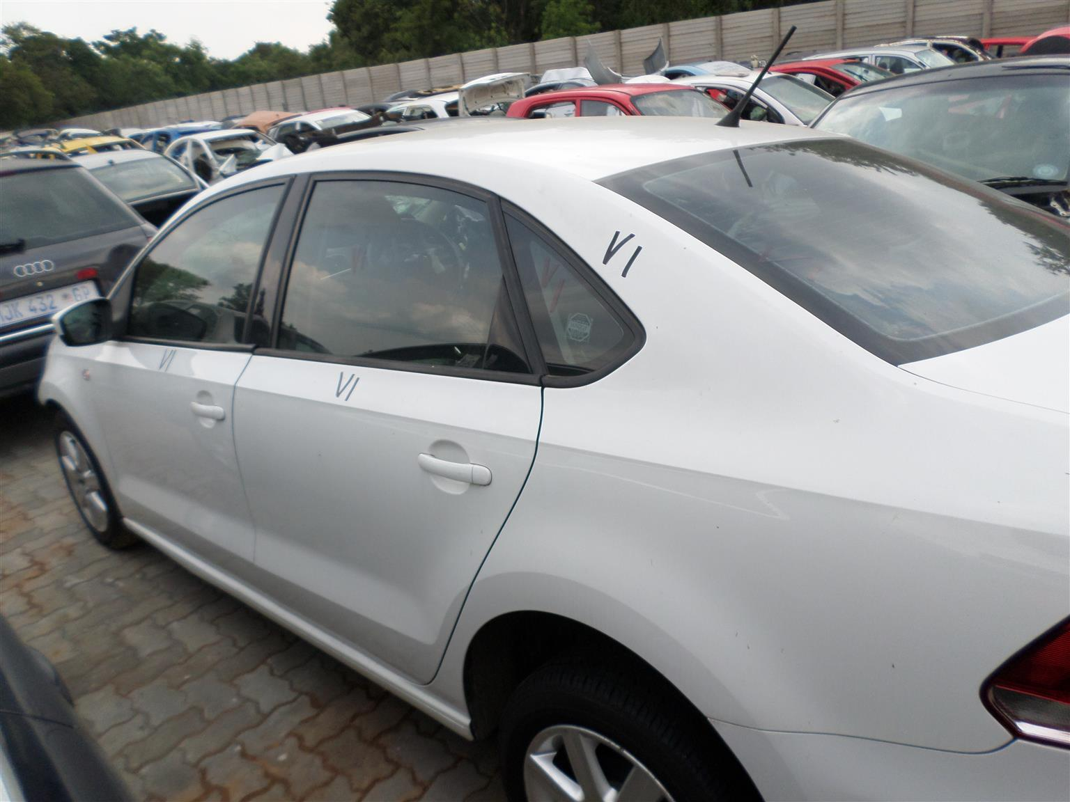 Volkswagen Polo 1.6 Comfortline 2012 stripping for all parts