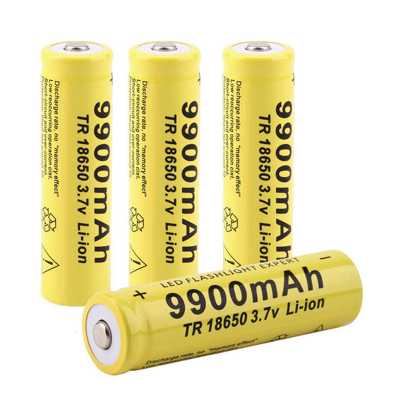 RECHARGEABLE 18650 LI-ION BATTERIES FOR SALE!! NOW ONLY R120!!